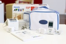 Philips Avent SCD 535 Babyphone Lieferumfang